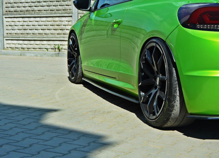 VW Scirocco III R boční prahové nástavce (pro rok výroby 2008-2014)