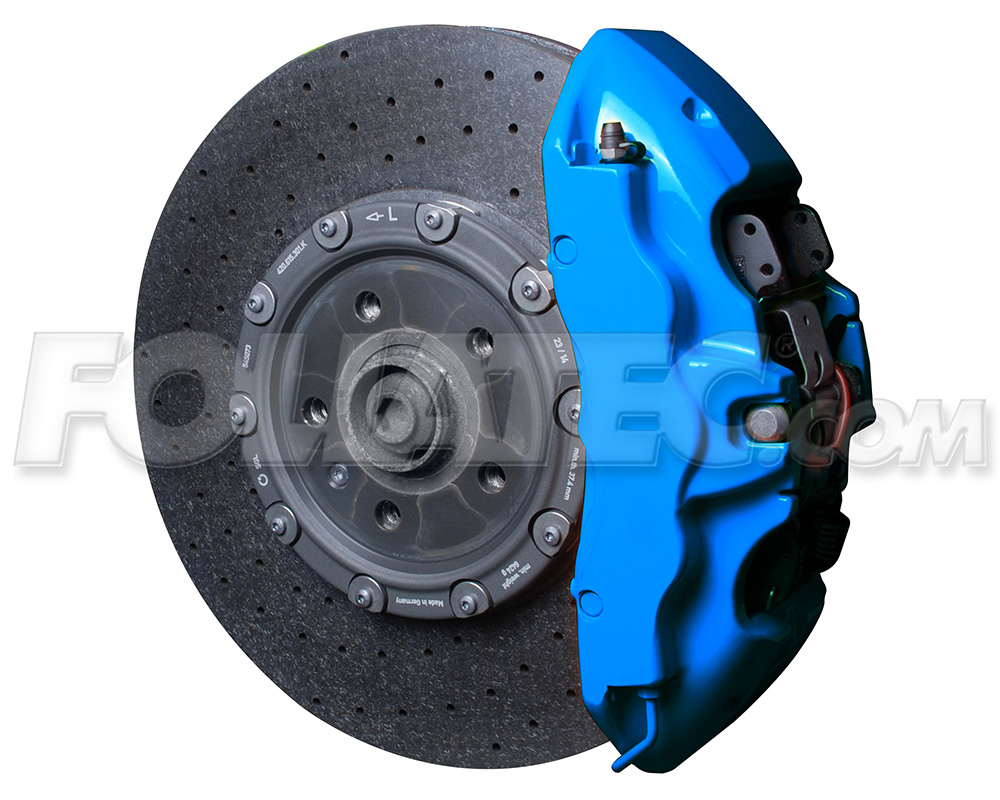 Barva na brzdiče Foliatec modrá GT (GT-blue Foliatec)