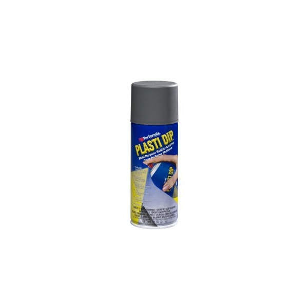 Plasti Dip sprej Šedý Gunmetal (Performix 325 ml)