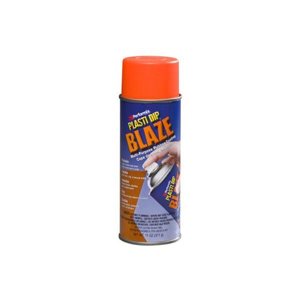 Plasti Dip sprej Blaze Oranžová (Performix 325 ml Neonová)