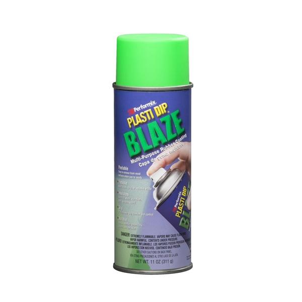 Plasti Dip sprej Blaze Zelený (Performix 325 ml Neonová)
