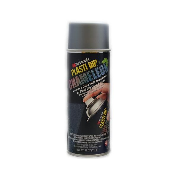 Plasti Dip sprej Chameleon - Tyrkysovo stříbrný (Performix 325 ml)