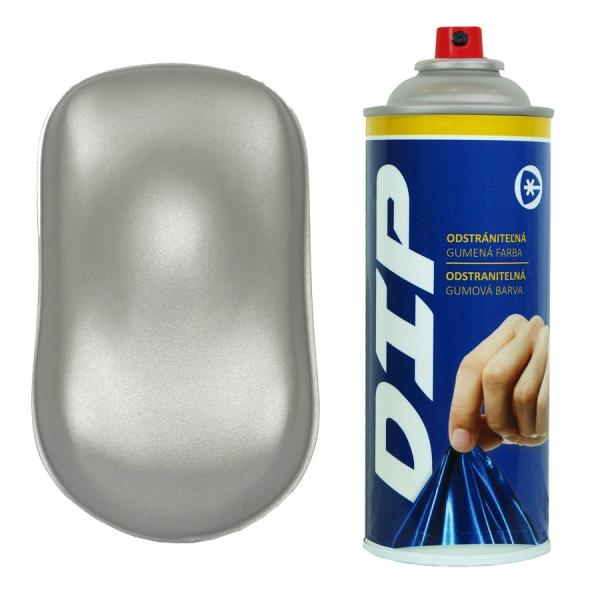 Dip sprej Stříbrná metalíza (Fólie ve spreji)