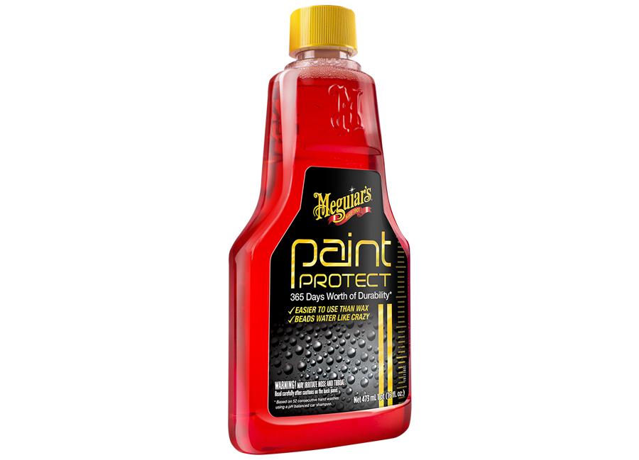 Dlouhodobá ochrana laku Meguiars Paint Protect (extrémně dlouhodobá ochrana laku - až na 1 rok)