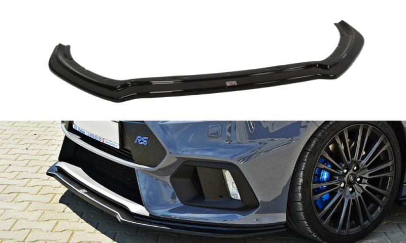Ford Focus III RS spoiler pod originální přední nárazník (pro rok výroby od 2015)