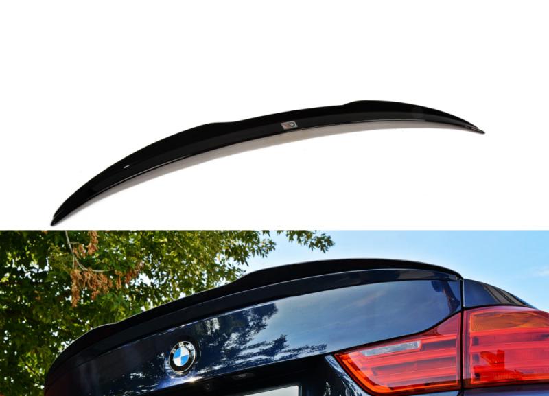 BMW řady 4 F32 spoiler víka kufru (od roku výroby 2013)