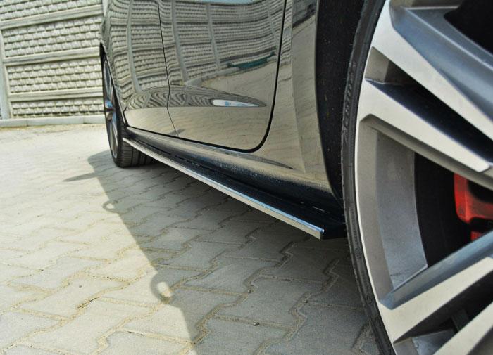 Seat Leon 5F Cupra - FR boční prahové nástavce (pro rok výroby od 2012)