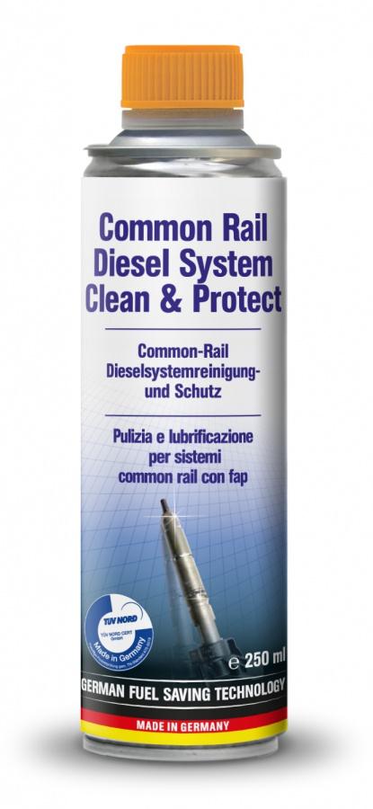 Diesel Common Rail - čištění a ochrana (250 ml)