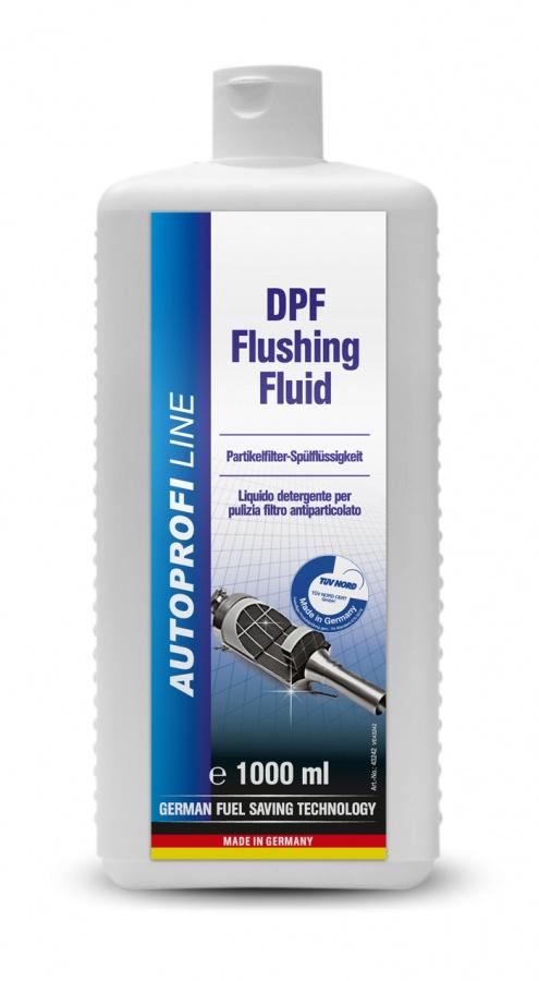 Výplach DPF - filtru pevných částic (1000 ml)