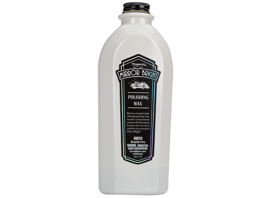 Leštěnka s voskem Meguiar's Mirror Bright Polishing Wax (414 ml)