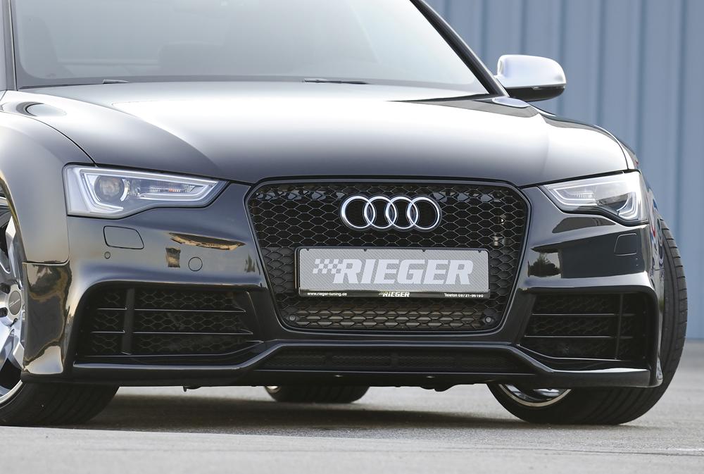 Audi A5 B8 Facelift Přední nárazník