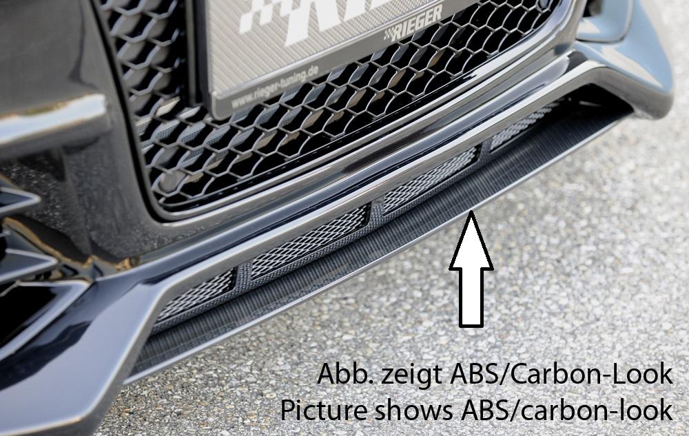 Audi A5-S5 B8 Facelift Lipa pod přední nárazník