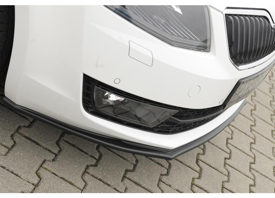 Škoda Octavia III přední spoiler