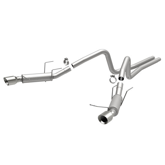 Magnaflow výfuk 15154 Ford Mustang 3.7L V6 2013 (Magnaflow 15154 kompletní výfuk)