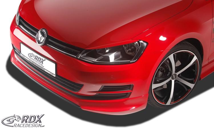 VW Golf 7 Přední spoiler RDX