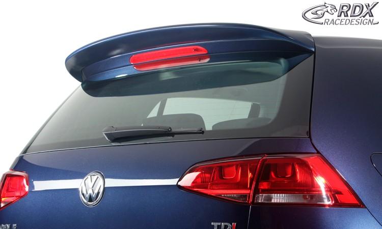 VW Golf 7 Střešní spoiler RDX