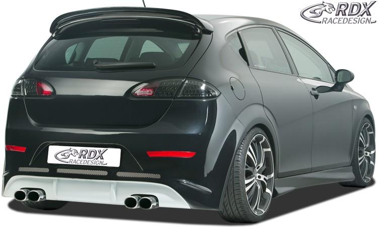 """Seat Leon 1P Zadní nárazník RDX """"GTI-Five"""" (Kompletní nárazník)"""