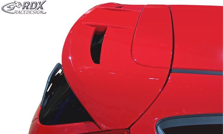 """Ford Fiesta MK7 střešní spoiler křídlo """"RST-Look"""" RDX (Pro všechny modely Mk7)"""