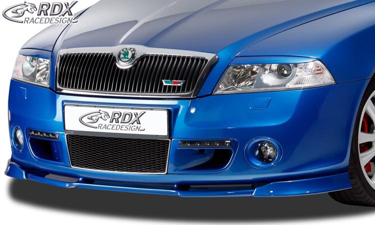 Škoda Octavia RS II 1Z přední spoiler Vario-X RDX
