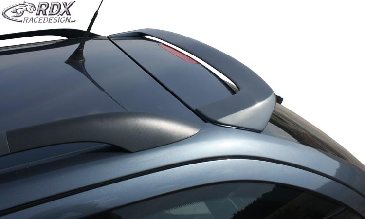 Škoda Octavia 2 Kombi střešní spoiler RDX (Včetně Faceliftu)