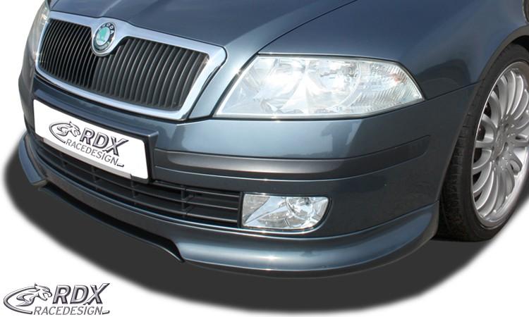Škoda Octavia 2 přední spoiler RDX