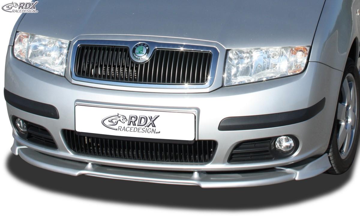 Škoda Fabia I 6Y Přední spoiler Vario-X RDX