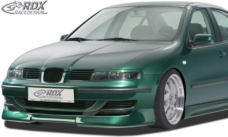 Seat Leon 1M přední spoiler RDX
