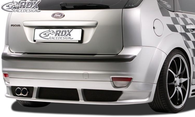 Ford Focus 2 spoiler na zadní nárazník RDX