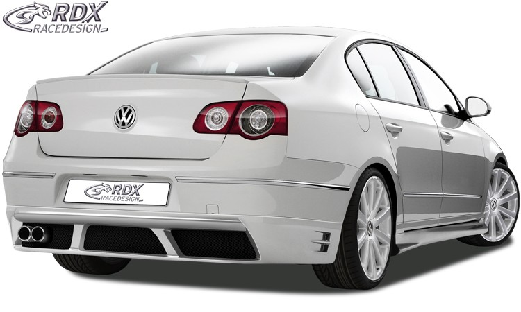 VW Passat 3C B6 zadní spoiler na nárazník RDX