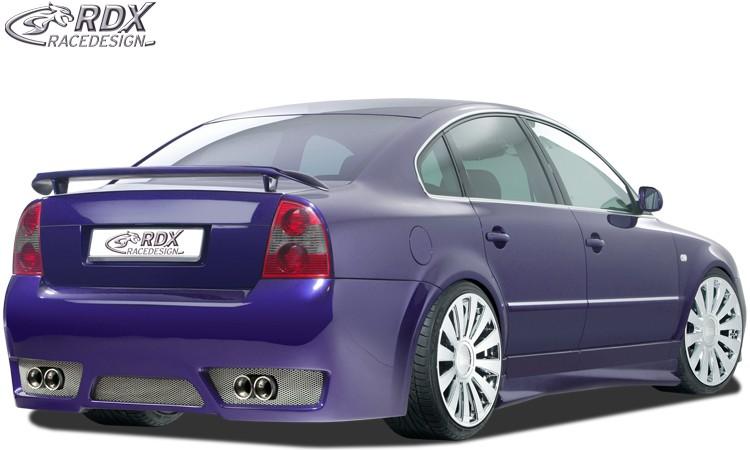 """VW Passat 3BG Sedan Zadní nárazník """"GT-Race"""" RDX"""