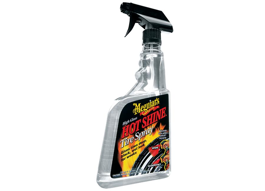 Meguiars Hot Shine Tire Spray Trigger - 710 ml (vysoký lesk na pneumatiky v rozprašovači)