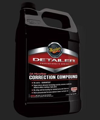 Meguiars DA Microfiber Correction Compound - 3,78 l (speciální mikroabrazivní leštěnka)