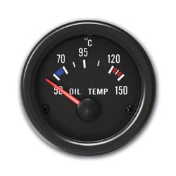 Palubní přístroj - teplota oleje (Přídavný budík teplota oleje)