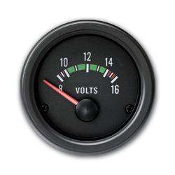 Palubní přístroj - voltmetr (Voltmetr přídavný přístroj)