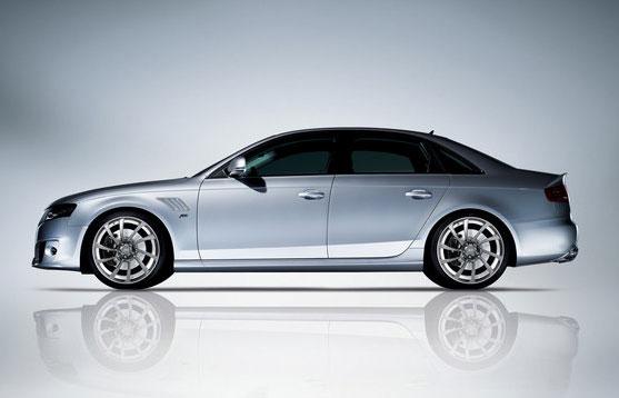 ABT sada nástavců bočních prahů pro Audi A4 8K