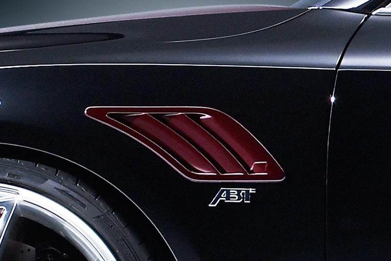 ABT výdechy do předního blatníku pro Audi A4 8K
