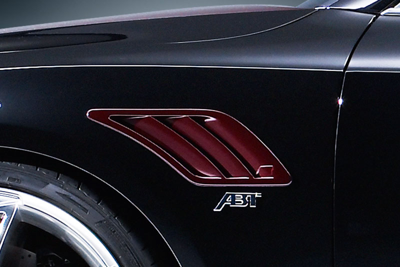 ABT výdechy do předního blatníku pro Audi A4 8K2