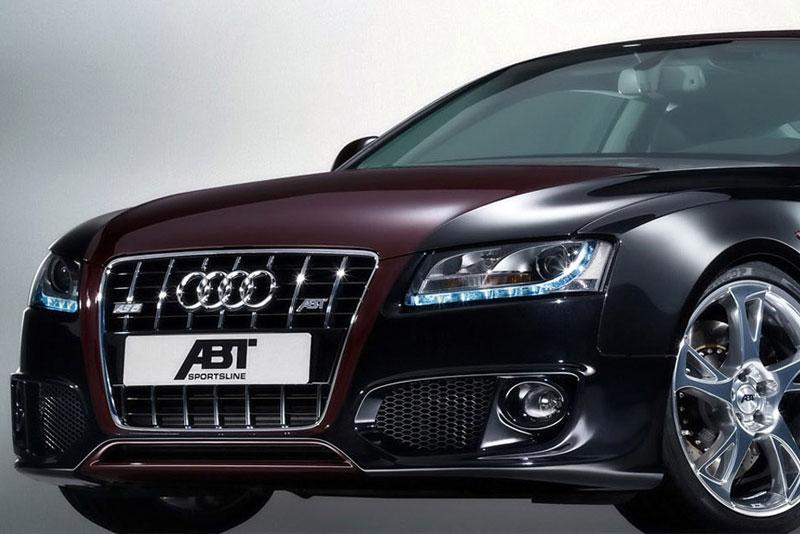 ABT kompletní přední nárazník pro Audi A5 8T (Přední nárazník ABT Audi A5)