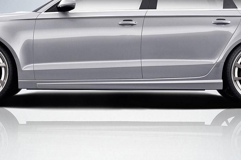 Sada nástavců bočních prahů pro Audi A6 4G0