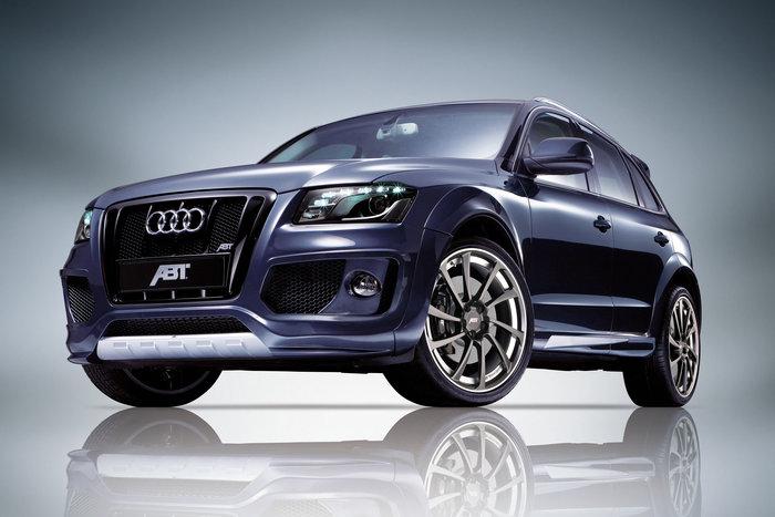 ABT kompletní přední nárazník pro Audi Q5 8R