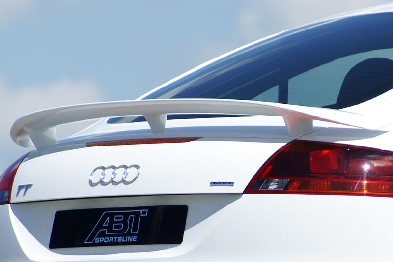 ABT křídlo pro Audi TT 8J