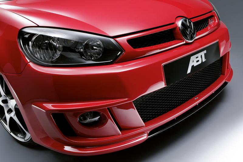 ABT kompletní přední nárazník pro VW Golf VI