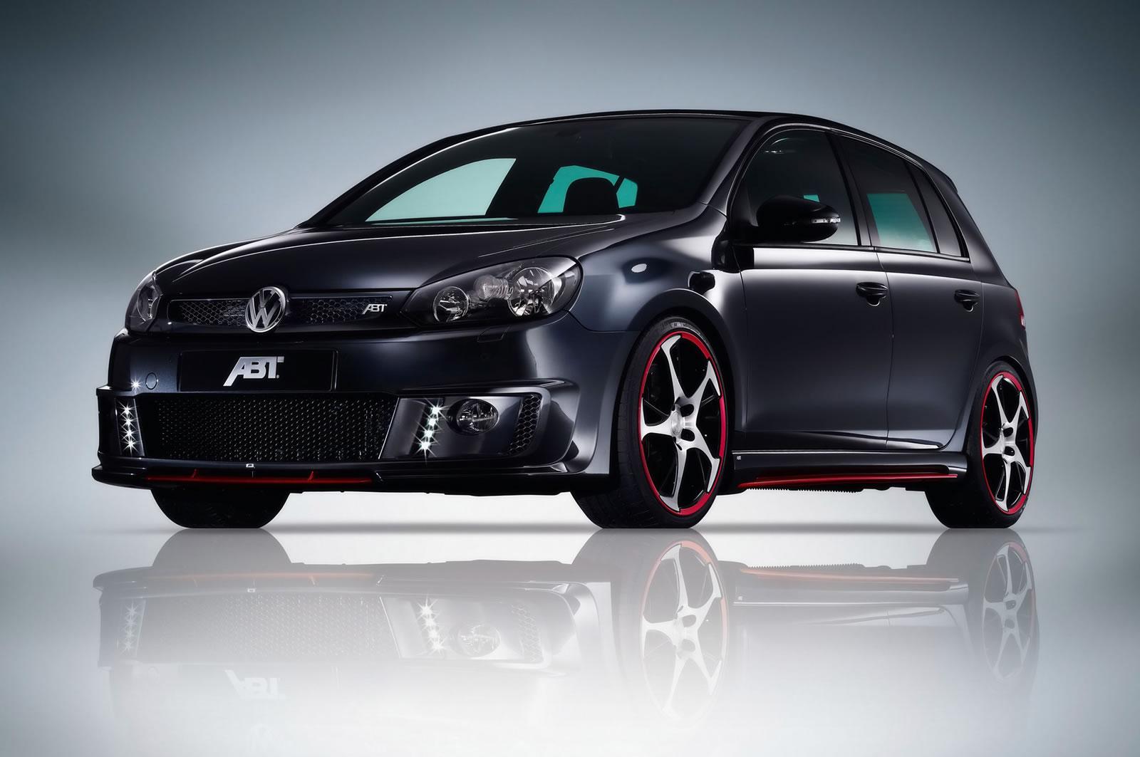 ABT kompletní přední nárazník pro VW Golf VI GTI/GTD