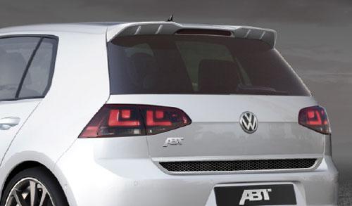 Střešní spoiler pro VW Golf VII