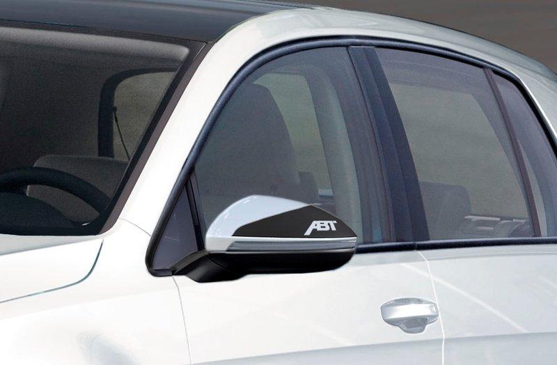Kryty zpětných zrcátek ABT Carbon-Look pro VW Golf VII