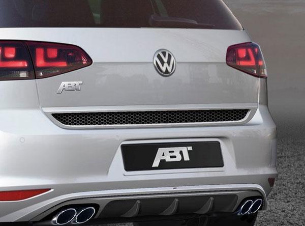 Nástavec víka zavazadlového prostoru ABT pro VW Golf VII