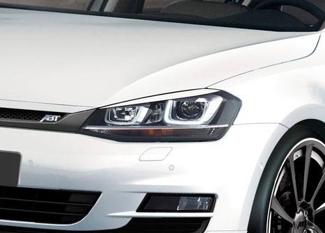 Kryty předních světlometů ABT pro VW Golf VII