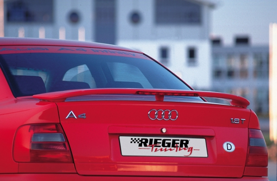 Křídlo pro Audi A4 B5 Rieger