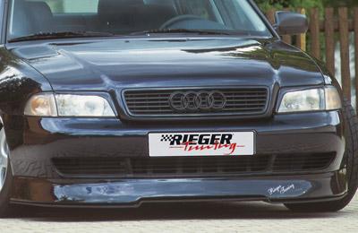 Spoiler pod přední nárazník pro Audi A4 B5 do r.v. 99