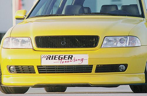 Spoiler Rieger pod přední nárazník pro Audi A4 B5 od r.v. 99